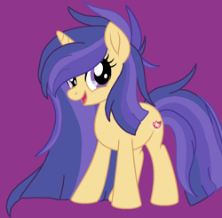 Size: 960x940 | Tagged: safe, artist:circuspaparazzi5678, oc, oc only, oc:galaxy shield, pony, unicorn, base used, movie accurate, parent:flash sentry, parent:twilight sparkle, solo