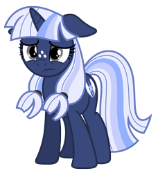 Size: 5807x6373 | Tagged: safe, artist:estories, oc, oc:silverlay, pony, unicorn, absurd resolution, female, floppy ears, mare, simple background, solo, transparent background