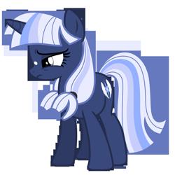 Size: 6362x6373 | Tagged: safe, artist:estories, oc, oc:silverlay, pony, unicorn, absurd resolution, female, mare, sad, simple background, solo, transparent background