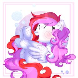 Size: 3500x3500 | Tagged: safe, artist:2pandita, oc, oc:ayame, pegasus, pony, female, mare, solo