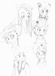 Size: 1280x1760 | Tagged: safe, artist:fipoki, oc, oc only, oc:yasmina, pony, pencil drawing, ponified, traditional art