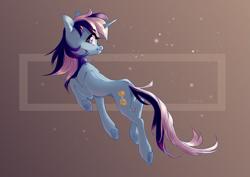 Size: 4093x2894 | Tagged: safe, artist:shore2020, minuette, pony, unicorn, solo