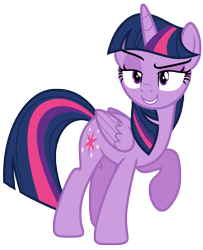 Size: 5533x6802 | Tagged: safe, artist:estories, twilight sparkle, alicorn, pony, absurd resolution, simple background, solo, transparent background, twilight sparkle (alicorn), vector