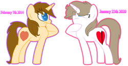 Size: 7800x4016 | Tagged: safe, oc, pony, unicorn, funny, older