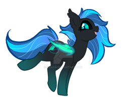 Size: 800x617 | Tagged: safe, artist:keiava, oc, bat pony, black sclera, deviantart watermark, female, mare, obtrusive watermark, simple background, transparent background, watermark