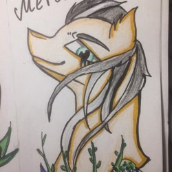 Size: 1080x1080 | Tagged: safe, artist:olyaandspid, oc, oc only, earth pony, pony, bust, earth pony oc, male, smiling, solo, stallion, traditional art, unshorn fetlocks