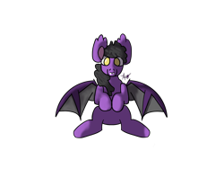Size: 5760x5000 | Tagged: safe, artist:augen, oc, oc only, oc:augen, bat pony, pony, bat pony oc, bat wings, female, shading practice, simple background, solo, transparent background, wings