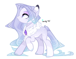 Size: 1024x802 | Tagged: safe, artist:klewgcg, artist:manella-art, oc, oc only, oc:aurora charlotte, earth pony, pony, base used, colored pupils, female, mare, offspring, parent:princess cadance, parent:shining armor, parents:shiningcadance, simple background, solo, transparent background