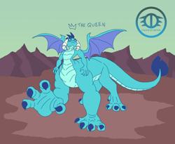 Size: 3508x2883 | Tagged: safe, artist:chaosetmundi, princess ember, dragon, taur, dragontaur, fetish, paw fetish, paws