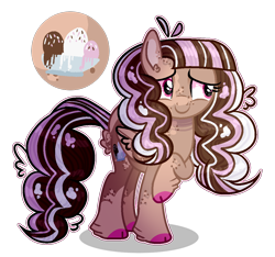 Size: 1092x1020 | Tagged: safe, artist:star-gaze-pony, oc, pegasus, pony, female, mare, offspring, parent:cheese sandwich, parent:pinkie pie, parents:cheesepie, simple background, solo, transparent background