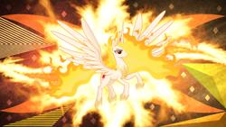 Size: 3840x2160   Tagged: safe, artist:laszlvfx, artist:negatif22, edit, twilight sparkle, alicorn, pony, female, movie accurate, rapidash twilight, solo, twilight sparkle (alicorn), wallpaper, wallpaper edit