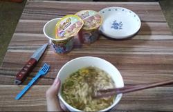 Size: 1181x763   Tagged: safe, china, chopsticks, cup noodles, food, fork, irl, noodle, noodles, photo, ramen