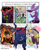 Size: 1005x1200 | Tagged: safe, artist:zlayd-oodles, discord, twilight sparkle, alicorn, draconequus, human, pony, avatar the last airbender, beetlejuice, bust, clothes, crossover, eye scar, female, fire, garfield, glowing eyes, grin, hat, headless, male, mare, marionette, sans (undertale), scar, six fanarts, skull kid, smiling, the legend of zelda, the legend of zelda: majora's mask, twilight sparkle (alicorn), undertale, witch hat, zuko