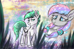 Size: 6000x4000 | Tagged: safe, artist:dreamyskies, oc, oc:dreamer skies, oc:dreamyway skies, bat pony, pegasus, pony, abstract background, absurd resolution, female, fullbody, halfbody, male, mare, pegasus oc, pony oc, quick draw, sketch, smiling, smiling at you, sparkles, stallion, standing, text, wings