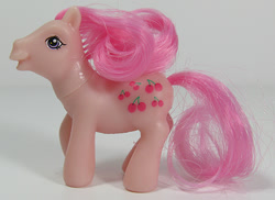 Size: 688x500 | Tagged: safe, photographer:breyer600, cherries jubilee, g3, toy