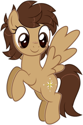 Size: 1999x2992 | Tagged: safe, artist:rerorir, oc, pegasus, pony, female, mare, simple background, solo, transparent background