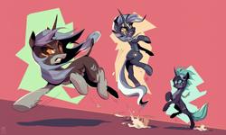 Size: 3430x2060 | Tagged: safe, artist:kaleido-art, oc, oc only, pony, unicorn, comic:the lost sun
