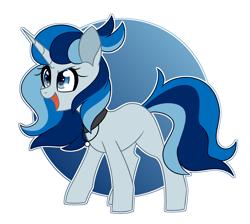 Size: 2825x2529   Tagged: safe, artist:crazysketch101, oc, oc only, pony, unicorn, simple background, solo, white background