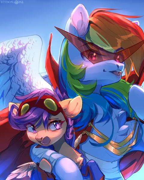 2454733 Safe Artist Hakkerman5 Rainbow Dash Scootaloo Pony Duo Duo Female Female Goggles Kamina Kamina Sunglasses Simon Sunglasses Tengen Toppa Gurren Lagann Derpibooru Download derpibooru mobile apk 1.5.0 for android. tengen toppa gurren lagann