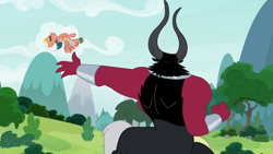 Size: 1920x1080   Tagged: safe, screencap, lord tirek, somnambula, the ending of the end
