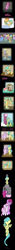 Size: 1800x30000 | Tagged: safe, artist:dinkyuniverse, amethyst star, berry punch, berryshine, blossomforth, cheerilee, cherry berry, cloud kicker, derpy hooves, dinky hooves, merry may, piña colada, rainbow blaze, rainbow dash, rainbowshine, rainy feather, ruby pinch, sparkler, sunshower raindrops, warm front, earth pony, pegasus, pony, unicorn, comic:wine essence, baby, baby pony, baby rainy feather, babysitting, backpack, bills, book, children's book, comic, crying, cute, death, dinkabetes, drool, eyes closed, family, female, filly, flashback, foal, grave, gravestone, graveyard, learning to fly, machine, male, mare, memories, mother and child, moving, newborn, rocking chair, sad, school, signup sheet, sleeping, stallion, stressed
