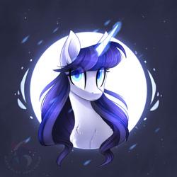 Size: 1280x1280   Tagged: safe, artist:scarlet-spectrum, oc, oc only, pony, unicorn, solo