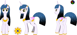 Size: 5790x2651 | Tagged: safe, artist:kyoshyu, oc, oc:precursor, alicorn, pony, absurd resolution, butt, colored wings, colored wingtips, female, mare, plot, simple background, solo, transparent background