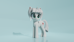 Size: 2560x1440 | Tagged: safe, artist:therealdjthed, part of a set, oc, unicorn, 3d, blender, female, solo