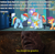 Size: 2000x1966 | Tagged: safe, edit, edited screencap, screencap, bow hothoof, rainbow dash, scootaloo, windy whistles, pegasus, pony, parental glideance, angry, avengers: endgame, bags under eyes, burn marks, camera, caption, clothes, facial hair, family, father and child, father and daughter, female, filly, freckles, image macro, locker room, male, mare, meme, mohawk, mother and child, mother and daughter, multicolored mane, multicolored tail, open mouth, poster, scared, shirt, stallion, text, thanos