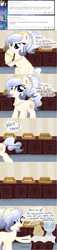 Size: 663x2920 | Tagged: safe, artist:tambelon, oc, oc:opalescent pearl, crystal pony, pony, ask opalescent pearl, female, mare, solo