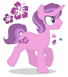 Size: 1200x1364 | Tagged: safe, artist:magicuniclaws, oc, pony, unicorn, magical lesbian spawn, male, offspring, parent:cheerilee, parent:starlight glimmer, show accurate, simple background, solo, stallion, transparent background