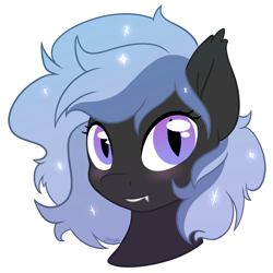 Size: 1500x1500 | Tagged: safe, artist:starlight, pony, bust, commission, portrait
