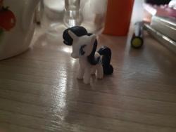 Size: 1600x1200   Tagged: safe, rarity, pony, unicorn, irl, photo, solo, toy