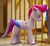 Size: 870x804   Tagged: safe, screencap, izzy moonbow, zipp storm, pegasus, pony, unicorn, g5, my little pony: a new generation, spoiler:g5, spoiler:my little pony: a new generation, cropped, female, mare, offscreen character, solo focus