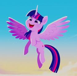 Size: 634x626 | Tagged: safe, edit, edited screencap, screencap, twilight sparkle, alicorn, g5, my little pony: a new generation, spoiler:my little pony: a new generation, cute, twiabetes