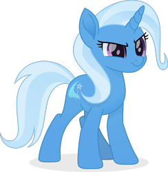 Size: 3766x3855   Tagged: dead source, safe, artist:pumpkinpieforlife, trixie, pony, unicorn, my little pony: the movie, determined, determined face, determined look, determined smile, female, mare, movie accurate, raised hoof, simple background, smiling, transparent background, vector