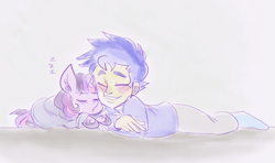 Size: 1139x674   Tagged: safe, artist:mimiporcellini, flash sentry, twilight sparkle, equestria girls, colored sketch, female, flashlight, human flash sentry x pony twilight, interspecies, male, shipping, straight
