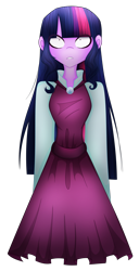Size: 1585x3088   Tagged: safe, artist:mywasasi, sci-twi, twilight sparkle, equestria girls, clothes, crystal prep academy uniform, loose hair, missing accessory, no glasses, school uniform, simple background, solo, transparent background