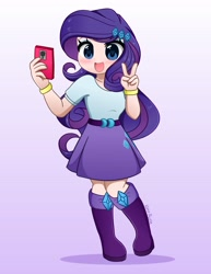 Size: 3170x4096 | Tagged: safe, artist:kittyrosie, rarity, human, equestria girls, blushing, human coloration, open mouth
