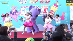 Size: 1280x720 | Tagged: safe, spike, twilight sparkle, human, irl, irl human, photo, taiwan, target demographic