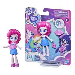 Size: 1000x1000 | Tagged: safe, artist:vanessa mack, pinkie pie, rainbow dash, sci-twi, twilight sparkle, human, equestria girls, my little pony: pony life, official, toy