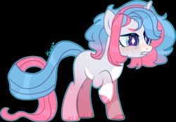 Size: 3053x2128 | Tagged: safe, artist:kurosawakuro, oc, pony, unicorn, female, mare, simple background, solo, transparent background