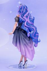 Size: 667x1000 | Tagged: safe, kotobukiya, princess luna, human, clothes, dress, gown, high heels, humanized, kotobukiya princess luna, shoes, solo, stiletto heels