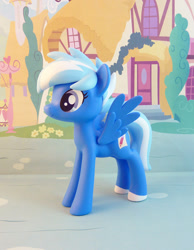 Size: 737x950 | Tagged: safe, artist:krowzivitch, oc, oc:exobass, pegasus, pony, female, figurine, irl, mare, photo, solo