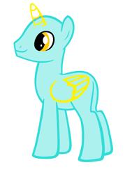 Size: 1120x1568 | Tagged: safe, artist:amelia-bases, oc, oc only, alicorn, pony, alicorn oc, bald, base, horn, male, simple background, smiling, solo, stallion, white background, wings