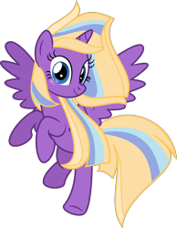 Size: 6074x7845 | Tagged: safe, artist:digimonlover101, oc, oc:shooting star, alicorn, pony, absurd resolution, female, mare, simple background, solo, transparent background, vector
