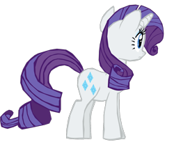 Size: 1280x1043 | Tagged: safe, artist:benpictures1, rarity, dragon quest, inkscape, vector