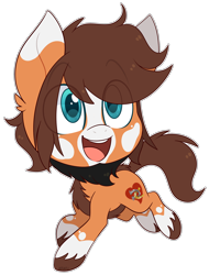 Size: 1940x2548 | Tagged: safe, artist:jetjetj, oc, oc:heart chaser, pony, chibi, male, simple background, solo, stallion, transparent background