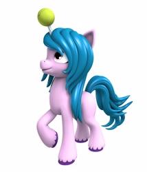 Size: 3000x3500 | Tagged: safe, artist:argos90, izzy moonbow, pony, unicorn, 3d, butt, female, g5, izzy moonbutt, plot, solo, solo female