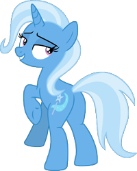 Size: 8386x10490 | Tagged: safe, artist:firesidearmy46231, edit, trixie, solo, vector